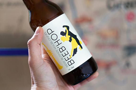 Bière Beer'Hop