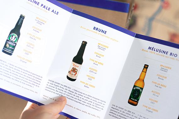 Guide de dégusation Ma Bière Box