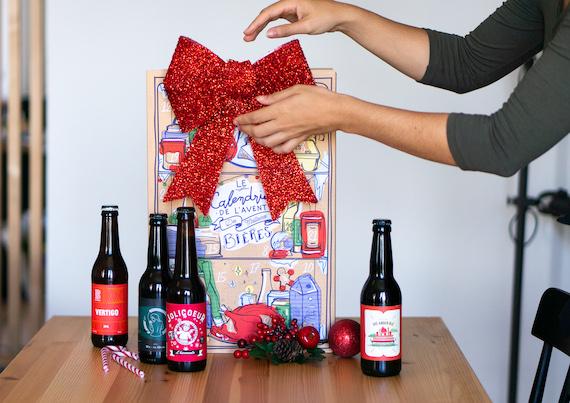 24 bières pour le calendrier de l'avent