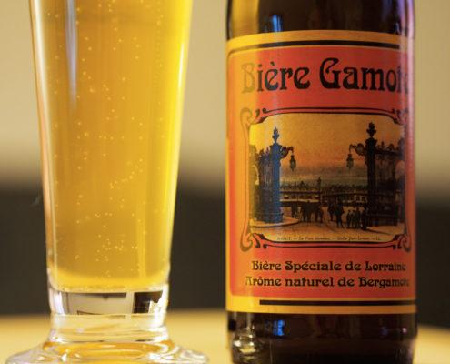 Découvrez la Bière Gamote