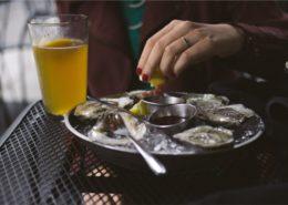 Associez bière et fruits de mer