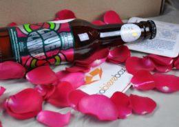 Une bière en amoureux