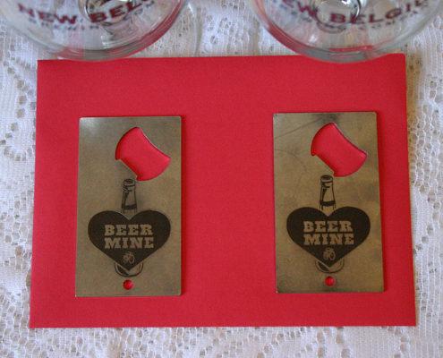 La meilleure idée cadeau Saint Valentin pour homme : la bière !