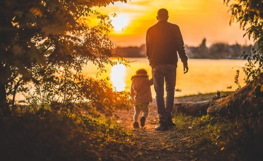 Bonne fête des pères à tous les Papas