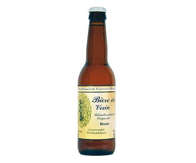 La bière du Vexin Blonde