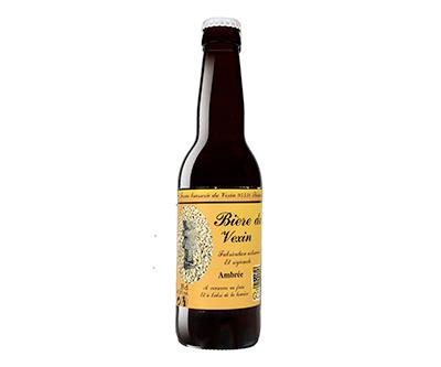 La bière du Vexin Ambrée