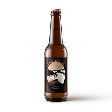 Munica Brune 2 - Bières Georges - Ma Bière Box