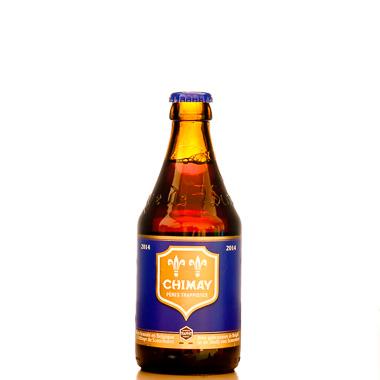 Chimay Bleue - Abbaye de Scourmont - Ma Bière Box