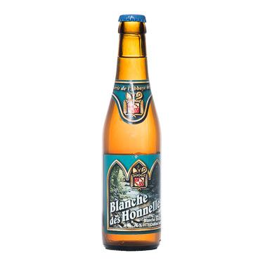 Blanche des Honnelles  - Brasserie de l'Abbaye des Rocs - Ma Bière Box