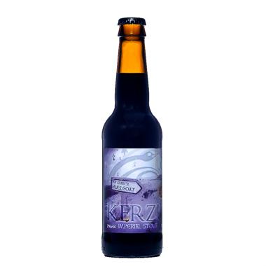 Kerzu Imperial Stout - An Alarc'h - Ma Bière Box