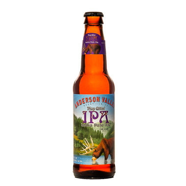 Hop Ottin IPA - Anderson Valley Brewing Co.  - Ma Bière Box