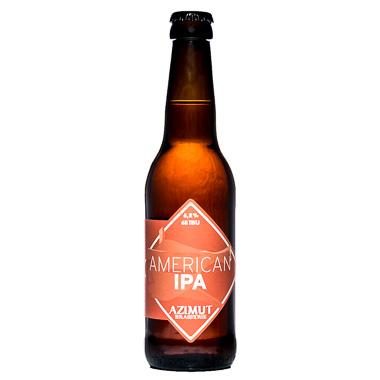 Azimut American IPA - Azimut - Ma Bière Box
