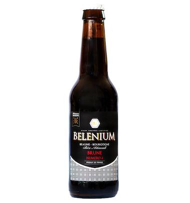 Brune N°4 - Belenium - Ma Bière Box