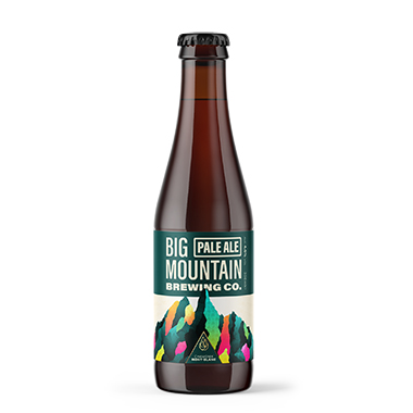 Big Mountain BLONDE - Big Mountain Brewing Company - Ma Bière Box