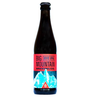 Rye IPA - Big Mountain Brewing Company - Ma Bière Box