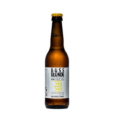 Boss Blonde - Boss Brewing - Ma Bière Box