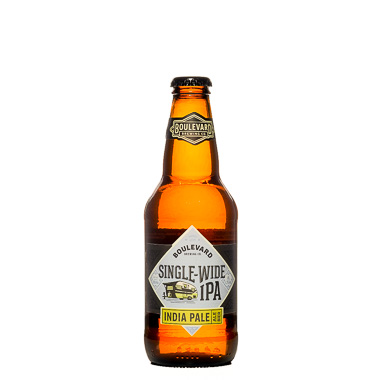 Single Wide IPA - Boulevard Brewery  - Ma Bière Box