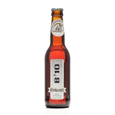 Bourganel B'10 Brune - Bourganel - Ma Bière Box