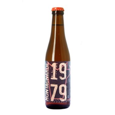 Montagnarde 1979 - Brasserie Abbaye des Rocs - Ma Bière Box