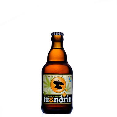 Mandrin au Chanvre - Brasserie artisanale du Dauphiné - Ma Bière Box