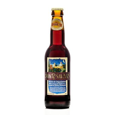 La Grihète Chante-Saveurs - Brasserie Artisanale du Sud - Ma Bière Box
