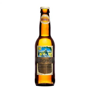 La Grihète Mange-Soif Blonde - Brasserie Artisanale du Sud - Ma Bière Box