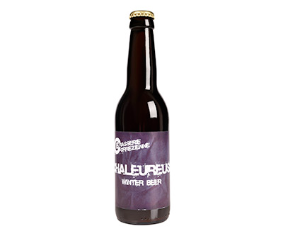 Chaleureuse Winter Beer - Brasserie Corrézienne - Ma Bière Box
