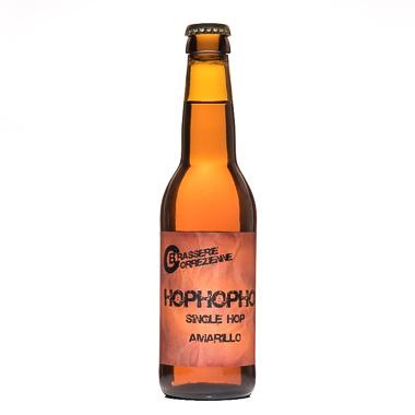 HopHopHop Amarillo - Brasserie Corrézienne - Ma Bière Box