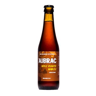 Bière de l'Aubrac Ambrée - Brasserie d'Olt - Ma Bière Box