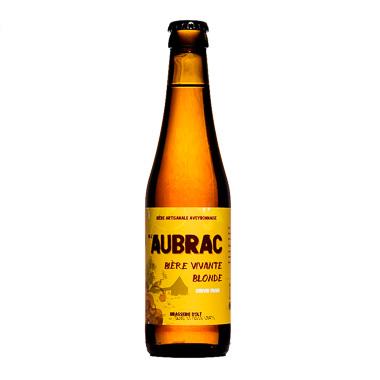 Bière de l'Aubrac Blonde - Brasserie d'Olt - Ma Bière Box