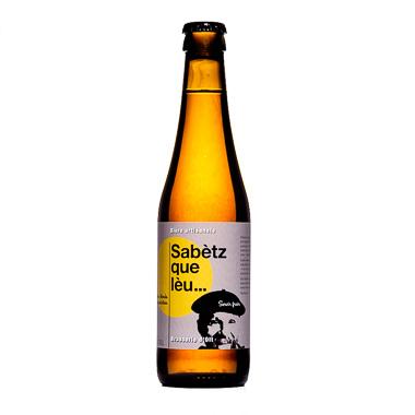 Sabètz que lèu - Brasserie d'Olt - Ma Bière Box