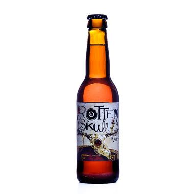 Rotten Skull double IPA - Brasserie de la Vallée de Chevreuse - Ma Bière Box
