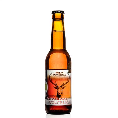 Volcelest Ambrée - Brasserie de la Vallée de Chevreuse - Ma Bière Box
