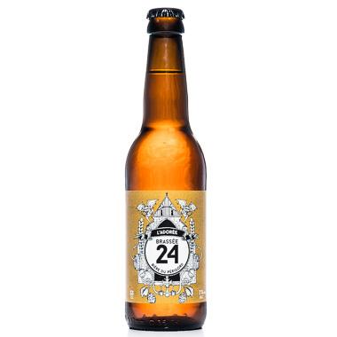 L'Adorée - Brassée 24 - Brasserie de Sarlat - Ma Bière Box
