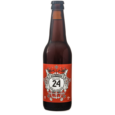Brassée 24 Hiver - Brasserie de Sarlat - Ma Bière Box