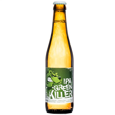 Green Killer - Brasserie de Silly - Ma Bière Box