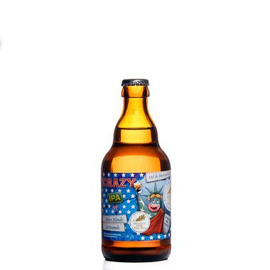 Crazy IPA - Brasserie de Sutter - Ma Bière Box