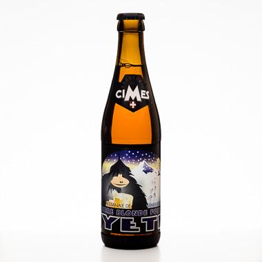 Yeti - Brasserie des Cimes - Ma Bière Box