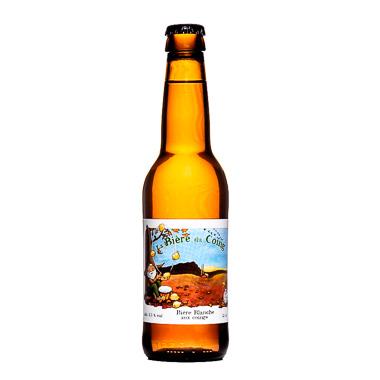 La Bière du Coing - Brasserie des Garrigues - Ma Bière Box