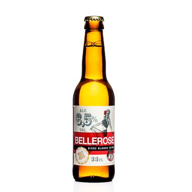Bellerose Bière Blonde Extra - Brasserie des Sources - Ma Bière Box