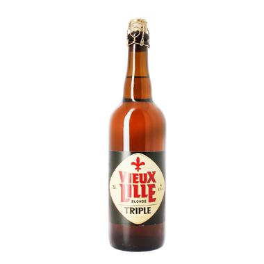 Vieux Lille Triple - Brasserie des Sources - Ma Bière Box