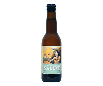 Mont Salève Blanche - Brasserie du Mont Salève - Ma Bière Box