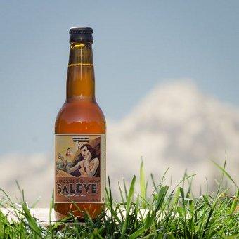 India Pale Ale du Mont Salève - Brasserie du Mont Salève - Ma Bière Box