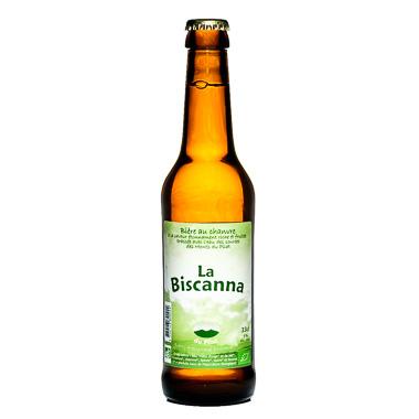 Biscanna - Brasserie du Pilat - Ma Bière Box