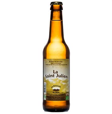 St Julien Blanche - Brasserie du Pilat - Ma Bière Box