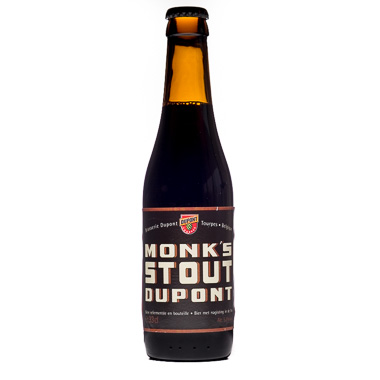 Monk's Stout Dupont - Brasserie Dupont - Ma Bière Box