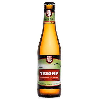 Triomf Bio - Brasserie Dupont - Ma Bière Box