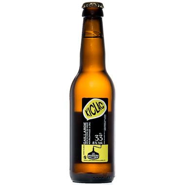 Kiclac - Brasserie Gaillarde - Ma Bière Box