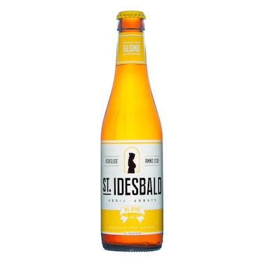 St Idesbald Blonde - Brasserie Huyghe - Ma Bière Box