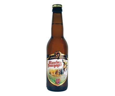 Thomas Becket Blanche de Bourgogne - Brasserie Larché - Ma Bière Box